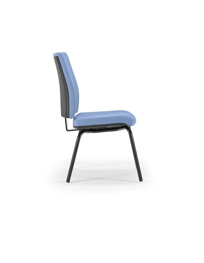 Cadeira Dino 4pes_lado